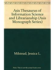 Asis Thesaurus of Information Science and Librarianship