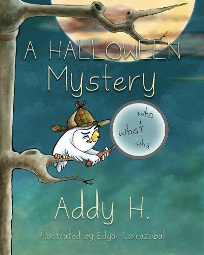 A Halloween Mystery (H For Halloween)