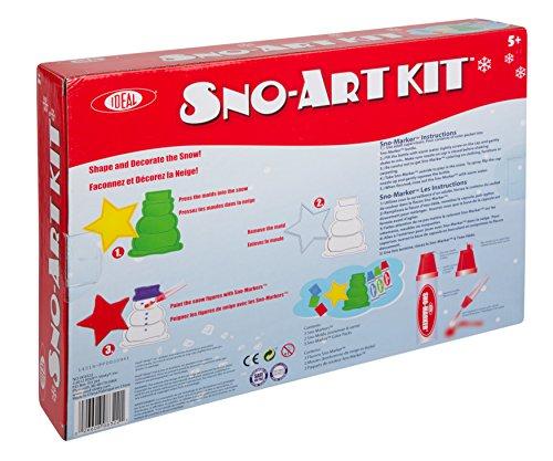 5184PN4JBBL - Ideal Sno Toys Sno-Art Kit