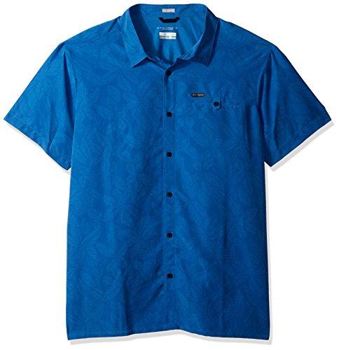Columbia Men's Declination Trail II Short Sleeve Shirt, S...