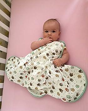 Slumbersac - Saco de dormir de verano para bebés con silueta de ...