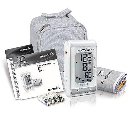 Microlife Tensiómetro brazo bp A150 AFIB/tecnología Mam/detección de la Fibrilación Auricular: Amazon.es: Salud y cuidado personal