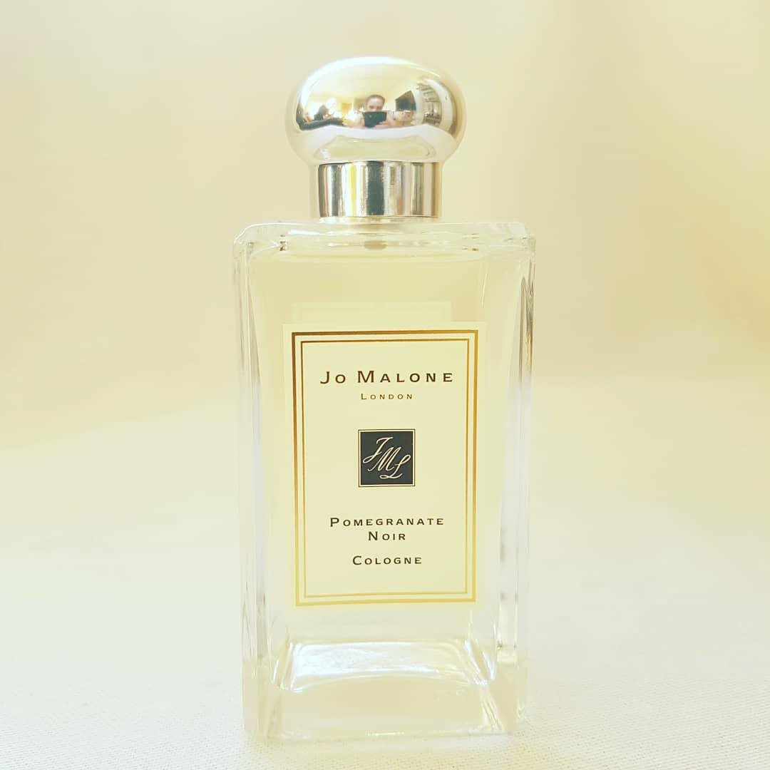 Jo Malone Cologne Pomegranate Noir prefilled automiser spray 6ml or12ml batch no BB7117354 refillable Jo Malone Limited Batch no. BB717354