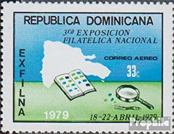 Prophila Collection Dominicana república 1224 (Completa.edición ...