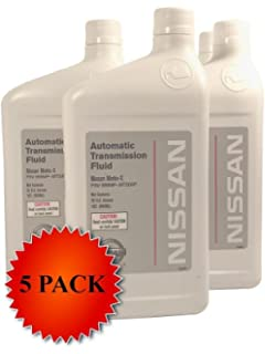 Amazon com: Genuine Nissan OEM CVT-3 Transmission Fluid