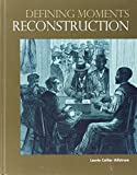img - for Reconstruction (Defining Moments) book / textbook / text book