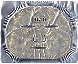 Facial Tissue Mask - MyM 24k Gold Collegen Crystal Mask for Deep Tissue Rejuvenation and Collagen Renewal Mask X 10 Pcs.