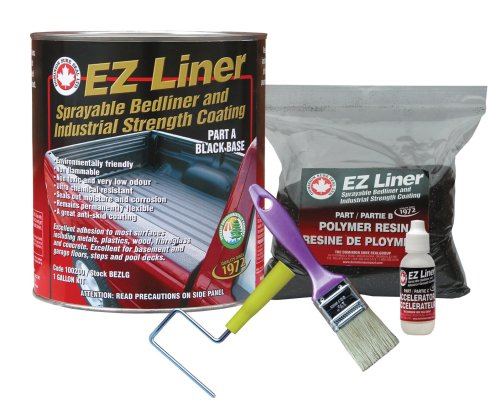Dominion Sure Seal BEZLG EZ Liner Bedliner and Industrial - Seal Sure Dominion