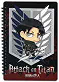 Great Eastern Entertainment Attack On Titan Scout Regiment Spiral Notebook