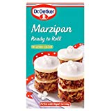 Dr. Oetker Ready to Roll Natural Marzipan (454g) - Pack of 6