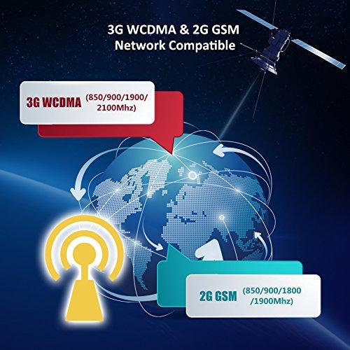 3G GPS Tracker Car Tracking Device Vehicle GPS Tracker Magnetic WIFI GPS Locator 20000mAh Battery Waterproof IP67 Prazata (3G Tracker 20000mAh Battery) by Prazata (Image #2)