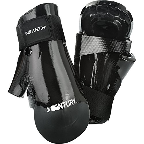 Century Student Sparring Gloves, Black, Adult Small