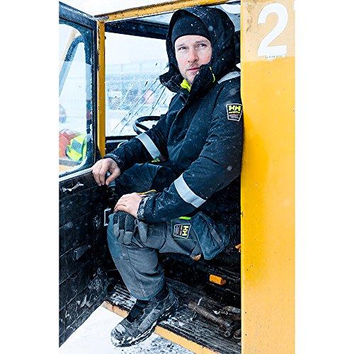 Helly Hansen 78259_ 992–42Alna Boa Scarpe di sicurezza Mid HT WW dimensioni 42Nero/Arancione