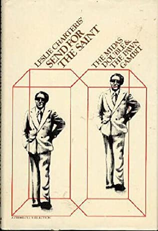 book cover of Send for the Saint