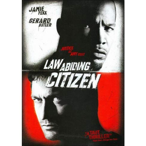Law Abiding Citizen from ANCHOR BAY/LIONS GATE HOME ENT
