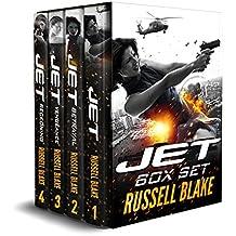 JET (4 Novel Bundle): First 4 JET novels (English Edition)