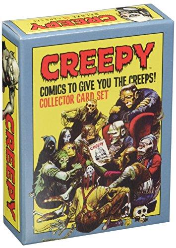 Dark Horse Deluxe Creepy Trading Card Set