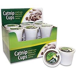 Multipet Single Serve Cups Catnip Toy (12 Pack)