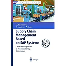 Supply Chain Management Based on SAP Systems: Order Management in Manufacturing Companies