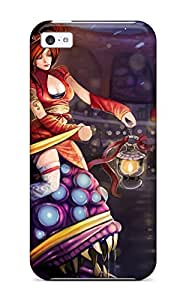 Fashion Tpu Case For Iphone 5c- League Of Legends Defender Case Cover