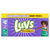 Health & Personal Care : Luvs Ultra Leakguards Diapers