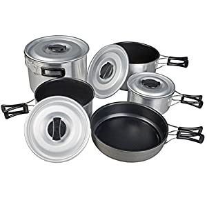 Kampa Feast XL Non-Stick Family Cook Set