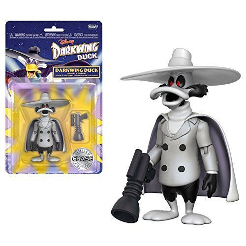 Funko Action Figure Disney Afternoon Darkwing Duck Chase Lim