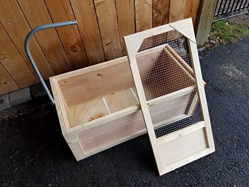 chicken brooder box - 2