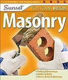 Masonry, Steve Cory and Sunset Books Staff, 0376015985