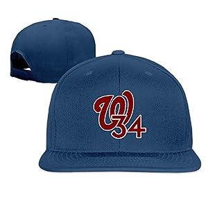 JAX D Custom Harper Super Baseball Palyer Snapback Baseball Caps Hat Navy