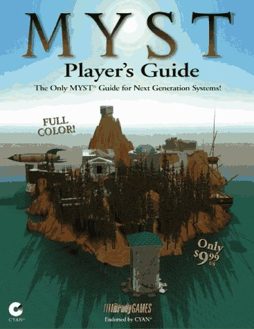 Myst Craft Book Ideas