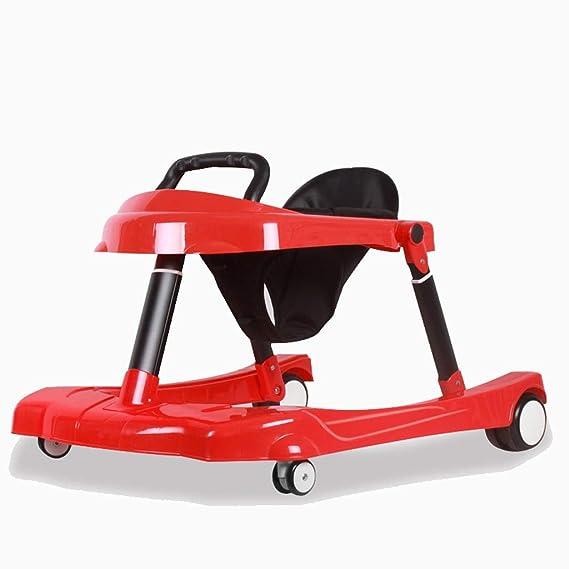 Andadores Andador para bebés, antivuelco multifunción en forma de ...