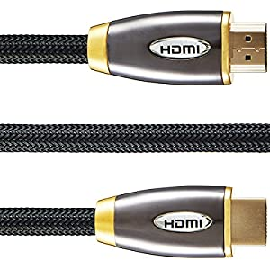 JPART 4K High Speed HDMI Cable 2.0 Ethernet Audio Return Channel Ultra HD 2160p HD 1080p 3D HDR from JPART
