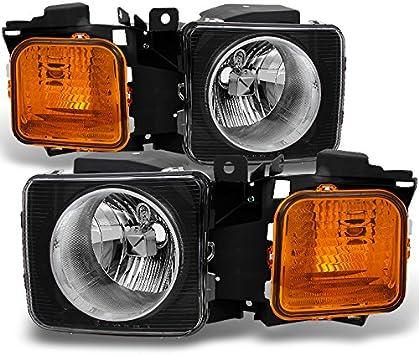 06 07 08 09 10 Hummer H3 Headlight Right Passenger NEW Headlamp H3T