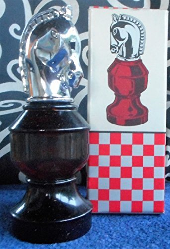 Price comparison product image Avon 1970s Knight Smart Move Chess Piece After Shave