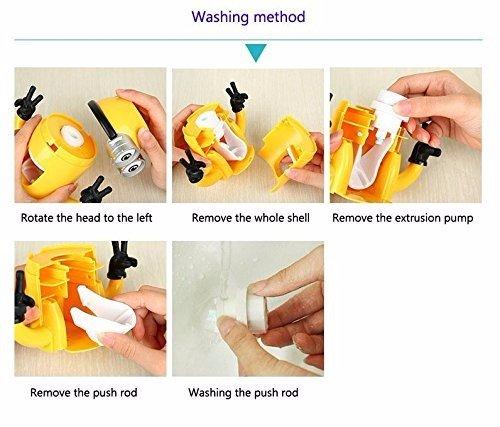 Image result for Minion Toothpaste Dispenser & Brush Holder