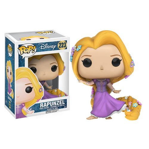 Tangled Rapunzel Gown Version Pop! Vinyl Figure