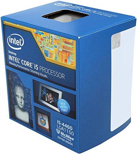 Intel Core i5-4460 LGA 1150 CPU - BX80646I54460