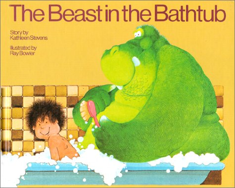Image result for beast in the bathtub