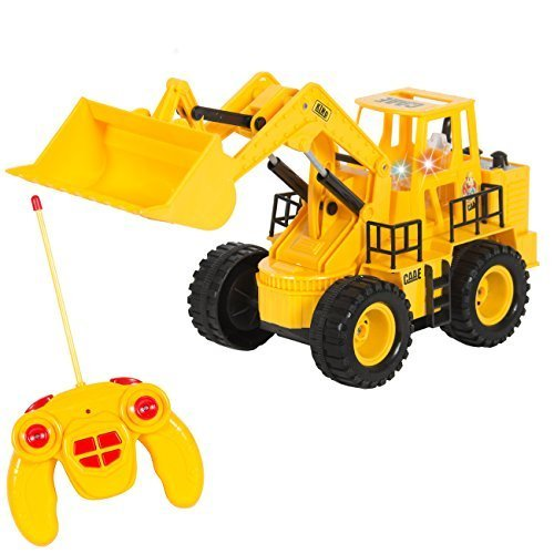 Best Choice Products 5 Channel Full Functional Front Loader,