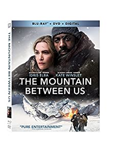 Cover Image for 'Mountain Between Us, The [Blu-ray + DVD + Digital]'