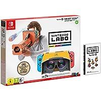 Nintendo LaboTM - Kit VR (Toy-Con 04) Ensemble de base + canon