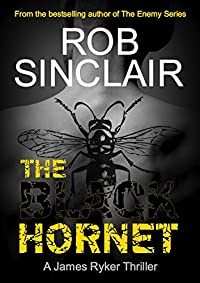 The Black Hornet by Rob Sinclair ebook deal
