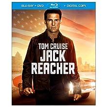 Jack Reacher (Two-Disc Blu-ray/DVD Combo + Digital Copy) (2012)