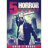 5-Movie Horror Pack V.6: Killjoy / Dire Wolf / Occupied / Prom Night / Prom Night II: Hello Mary Lou