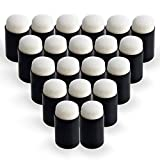 GooMart Finger Sponge Daubers Set for Painting Drawing Ink Crafts Chalk (20)