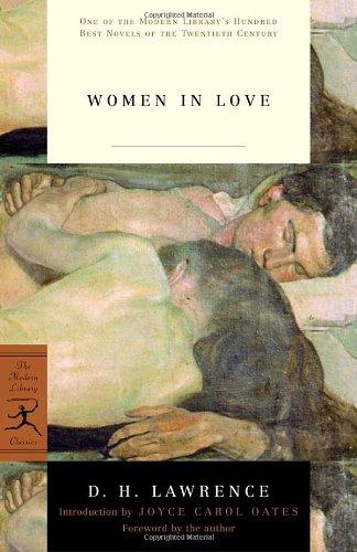 Women in Love (Modern Library 100 Best Novels)