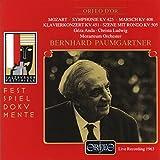 Mozart: Symphony KV425 / Piano Concerto KV451 / March, KV408 / Rondo KV505