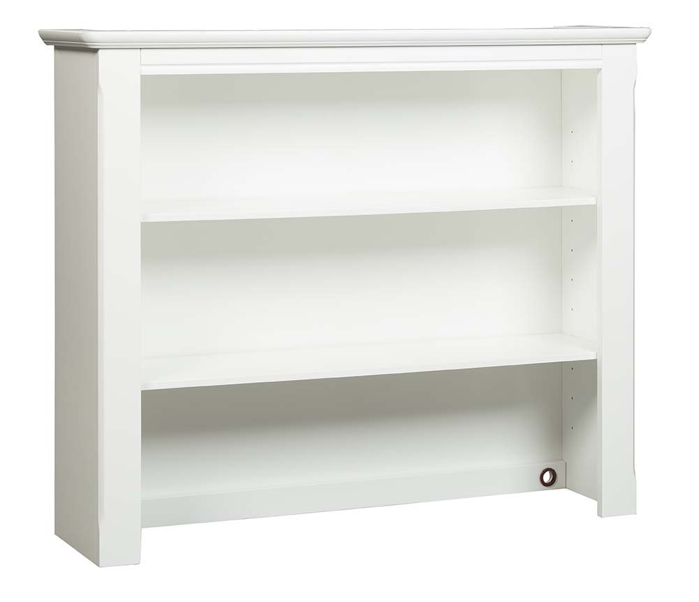 Westwood Design Monterey Bedford Baby Combo Hutch with Touchlights,White by Westwood Design