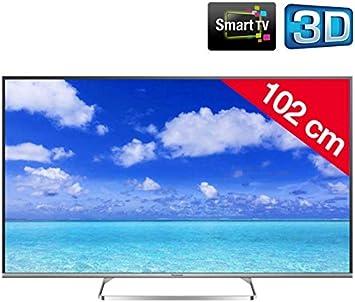 Panasonic Viera TX-40AS640E - Televisor LED 3D Smart TV: Amazon.es: Electrónica